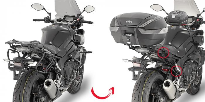 Suport Side Case V35 Yamaha MT-10 [0]