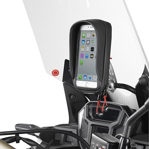 Suport special din aluminiu pentru navigatie sau telefon S902A [3]
