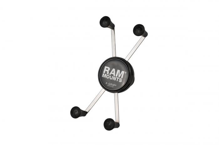 Suport telefon universal RAM X-Grip IV pentru dispozitive cu latime 4.4-11.4 cm include sfera Ram-Arm 0