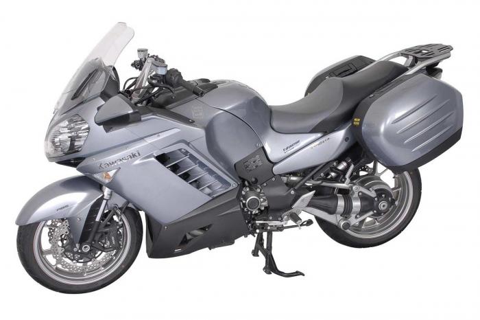 Suport Top Case Alu-Rack Kawasaki GTR 1400 2007-2008 2