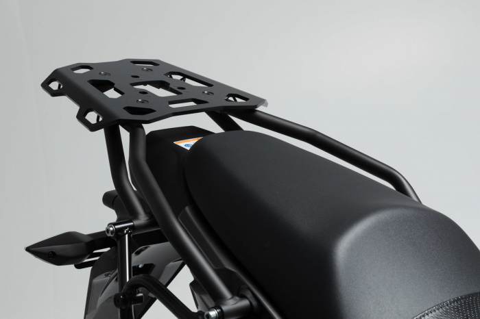 Suport Top Case Alu-Rack negru Kawasaki Versys-X300 ABS (16-). 2