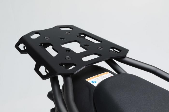 Suport Top Case Alu-Rack negru Kawasaki Versys-X300 ABS (16-). 1