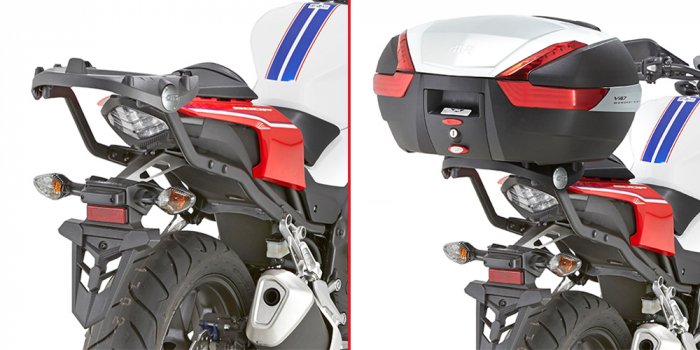 Suport Top Case Honda CBF500F 2016 0