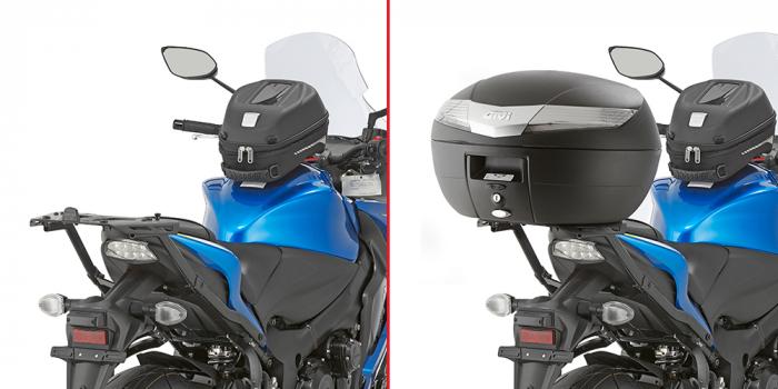 Suport Top Case Monokey si Monolock Suzuki GSX S1000F / GSX S1000 (15- 16) 0