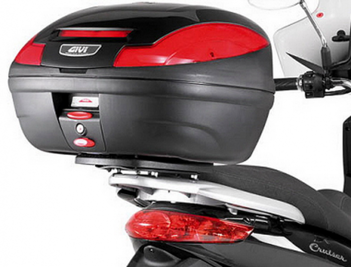 Suport Top Case MONOLOCK Piaggio Carnaby Cruiser 300 0