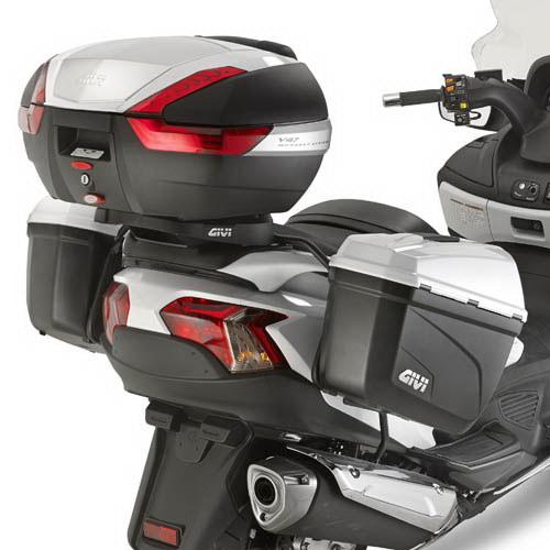 Suport Top Case MONOLOCK Suzuki Burgman 650 [0]