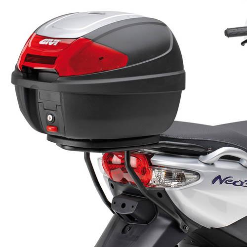 Suport Top Case MONOLOCK Yamaha Neos 50 MBK [0]