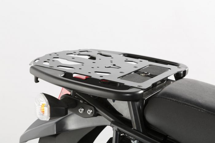 Suport Top Case Steel-Rack negru Kawasaki KLR 650 (08-). 2