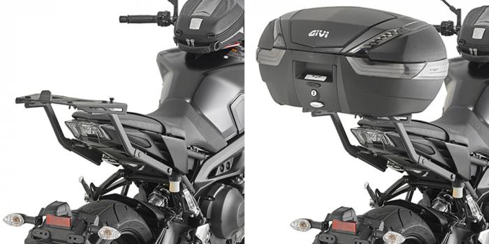 Suport topcase Yamaha MT-09 (2017) 0