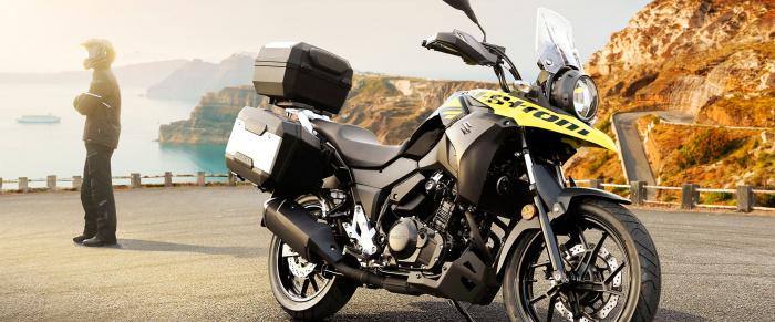 Suzuki DL250 V-STROM [2]