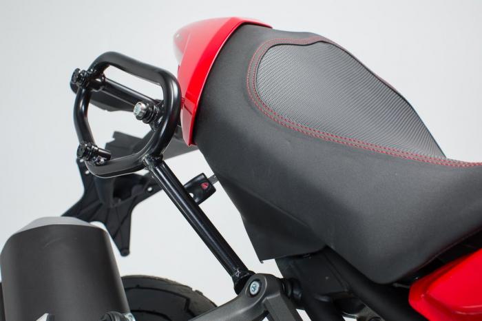 Genti laterale SysBag 15/10 cu sistem fixare pentru Ducati Monster 1200 (16-). [4]
