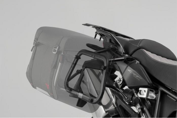 SysBag 30/30 sistem Triumph Tiger 800 Modelle (10-16). 2