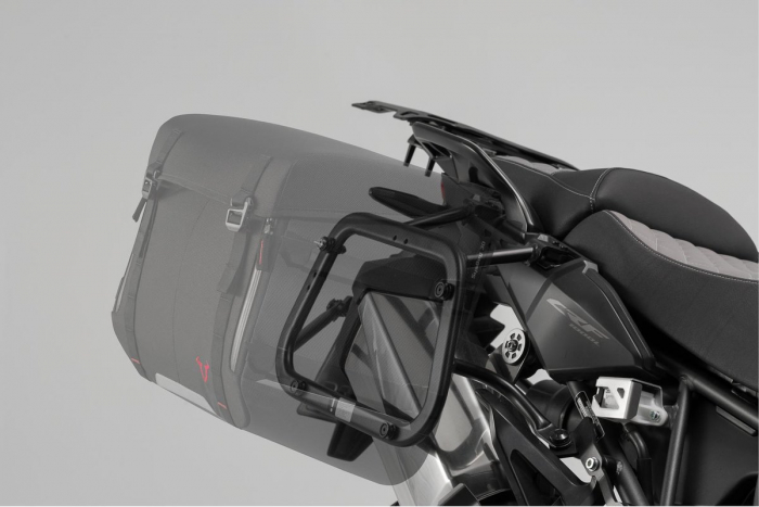 Geanta SysBag 30 cu placa adaptoare, stanga 30 l. Pentru EVO and PRO carrier. stanga. 3