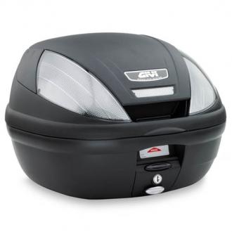 Top Case E370 Monolock Negru Tech 1