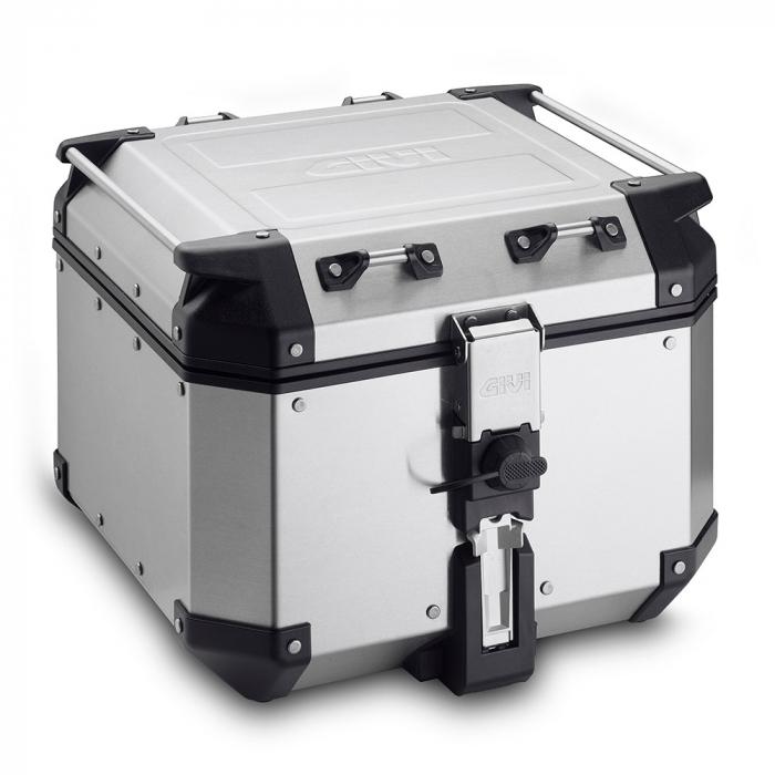 Top Case Trekker Outback aluminiu 42 litri [0]