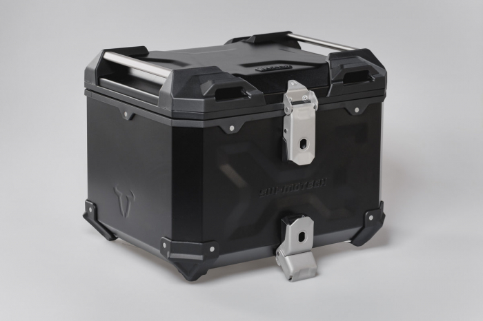 Trax Adv Topcase System. Negru Honda VFR1200X Crosstourer (11-) [3]