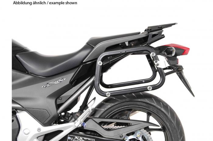 Sistem cutii laterale Trax Ion aluminiu Negru 45/45 l. Honda NC700 S/X, NC750 S/X. [2]