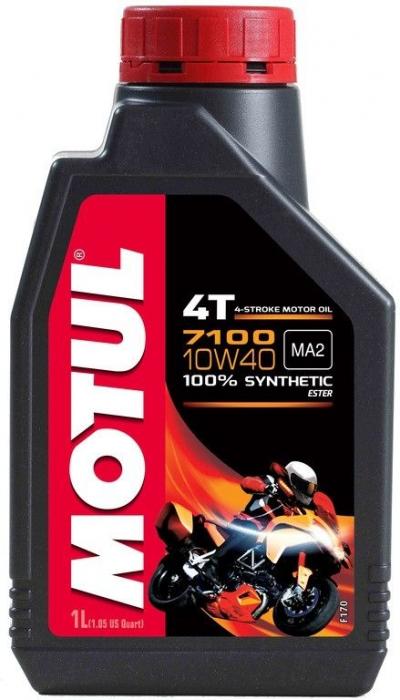 Ulei MOTUL 7100 4T 10W40 4 litri 0