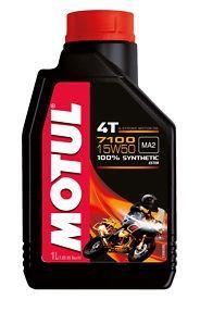 Ulei MOTUL 7100 4T 15W50 4 litri 0
