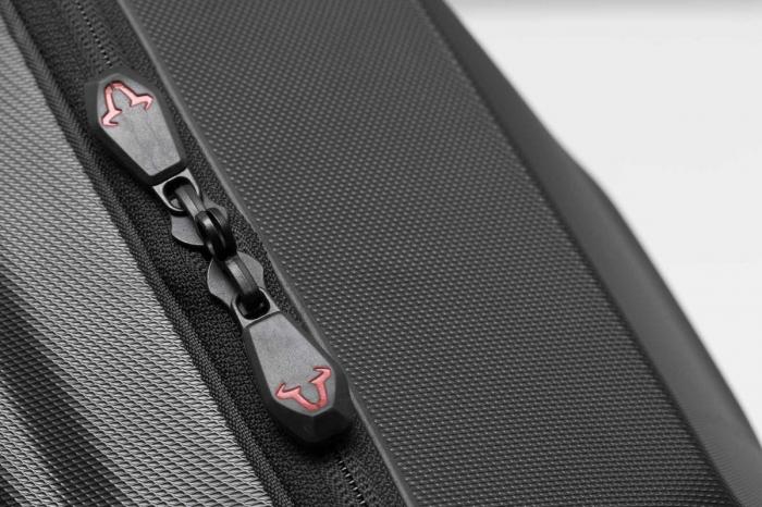 Urban ABS side case stanga 16 l. ABS plastics. pentru SLC side carrier stanga. 3