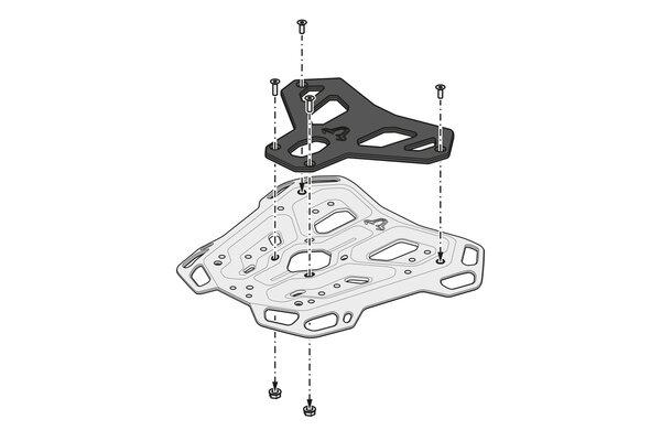 Urban ABS Top Case Sistem Negru Ducati Multistrada V4 (20-) [2]