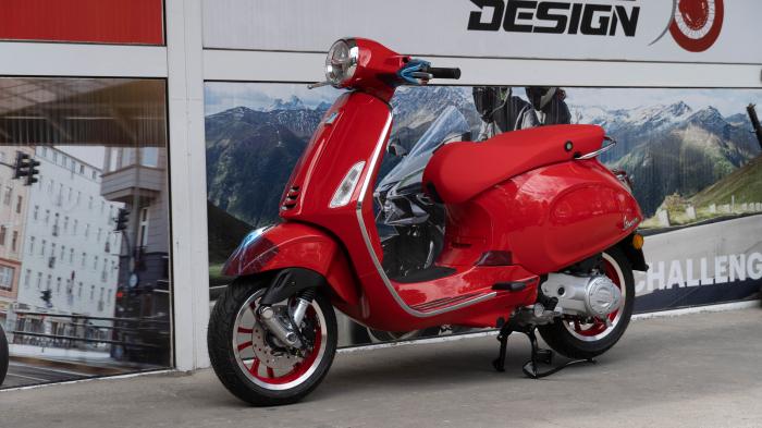 Vespa Primavera 50 (RED)®  Euro5 - PROMOTIE [9]