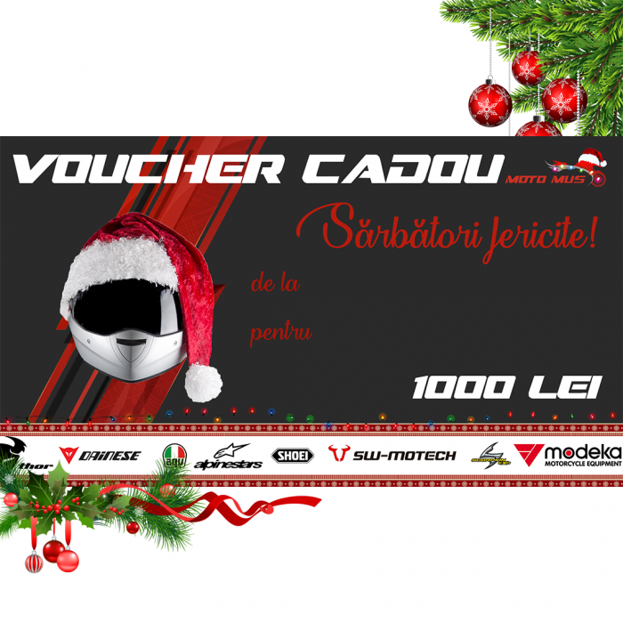 Voucher Cadou 1000 0