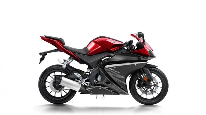 Yamaha R125 1