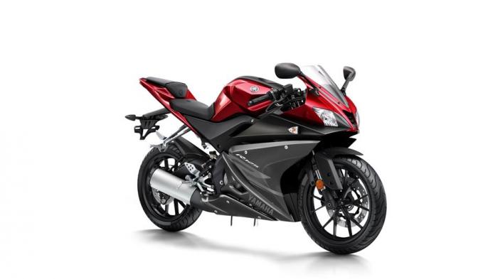 Yamaha R125 0