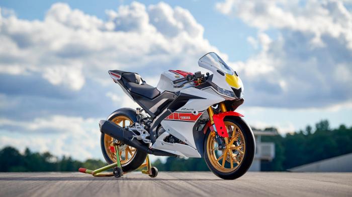 Yamaha R125 World GP 60th Anniversary [10]
