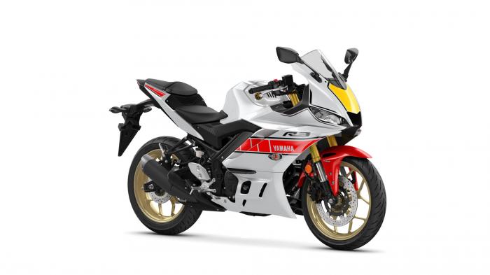 Yamaha R3 World GP 60th Anniversary [0]