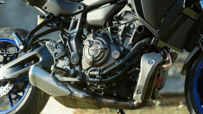Yamaha Tracer 7 6