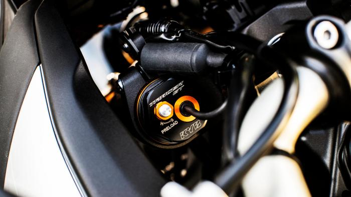 Yamaha Tracer 9 GT 18