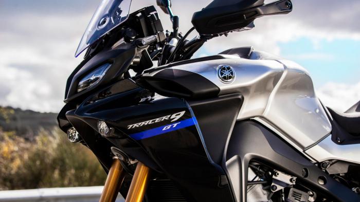 Yamaha Tracer 9 GT 23