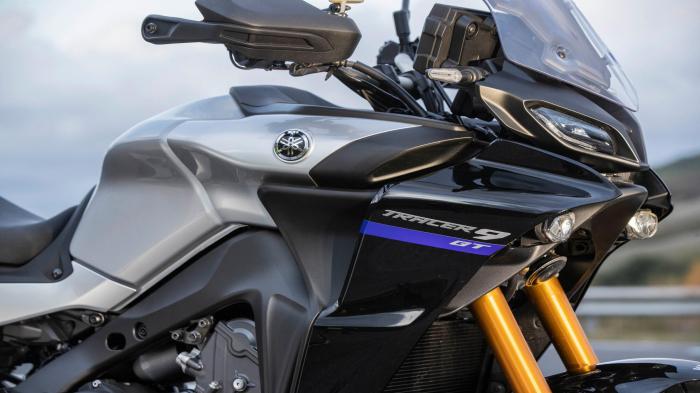 Yamaha Tracer 9 GT 8