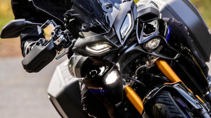 Yamaha Tracer 9 GT 21