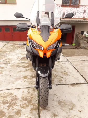 Motocicleta Kawasaki Versys 10004
