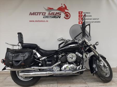 Motocicleta Yamaha Dragstar Classic 650cc 39CP-Y011880