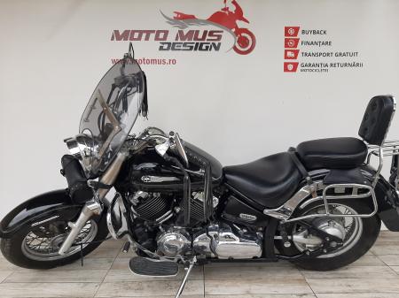 Motocicleta Yamaha Dragstar Classic 650cc 39CP-Y011885
