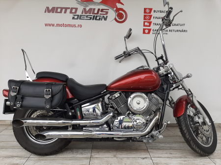 Motocicleta Yamaha Dragstar 1100cc 61CP-Y08410