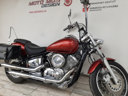 Motocicleta Yamaha Dragstar 1100cc 61CP-Y08412