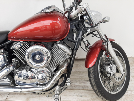 Motocicleta Yamaha Dragstar 1100cc 61CP-Y08413