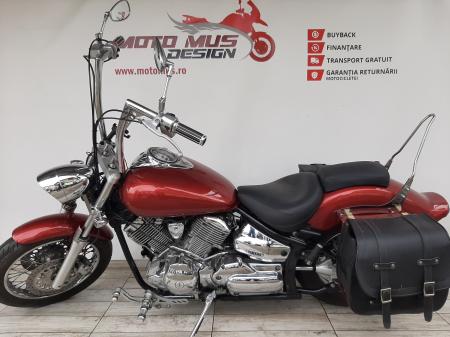 Motocicleta Yamaha Dragstar 1100cc 61CP-Y08415