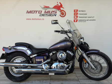 Motocicleta Yamaha DragStar 650cc 39CP-Y48228 se poate conduce cu A20