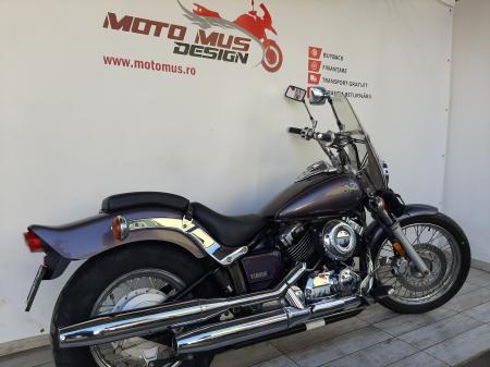 Motocicleta Yamaha DragStar 650cc 39CP-Y48228 se poate conduce cu A21