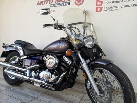 Motocicleta Yamaha DragStar 650cc 39CP-Y48228 se poate conduce cu A22