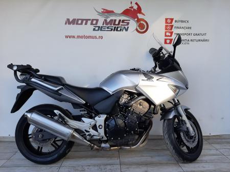 Motocicleta Honda CBF600S 600cc 76CP-H867271