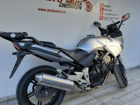 Motocicleta Honda CBF600S 600cc 76CP-H867272