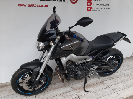 Motocicleta Yamaha MT-09 ABS 850cc 114CP-Y050246