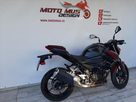 Motocicleta Kawasaki Z400 ABS 400cc 44CP-K3481 se poate conduce cu A21